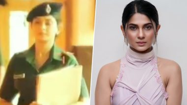 Jennifer Winget's Look as an Army Officer for Code M Revealed and All We Can Say is 'How's The Josh? High Ma'am!'