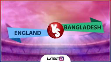 Live Cricket Streaming of England vs Bangladesh Match on Hotstar, Gazi TV and Star Sports: Watch Free Telecast and Live Score of ENG vs BAN ICC Cricket World Cup 2019 ODI Clash on TV and Online