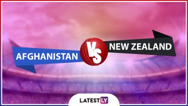 Live Cricket Streaming of Afghanistan vs New Zealand Match on Hotstar and Star Sports: Watch Free Telecast and Live Score of AFG vs NZ ICC Cricket World Cup 2019 ODI Clash on TV and Online