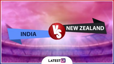 Live Cricket Streaming of India vs New Zealand Match on DD Sports, Hotstar and Star Sports: Watch Free Telecast and Live Score of IND vs NZ ICC Cricket World Cup 2019 ODI Clash on TV and Online