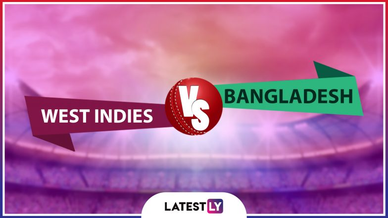 Live Cricket Streaming Of West Indies Vs Bangladesh Match On