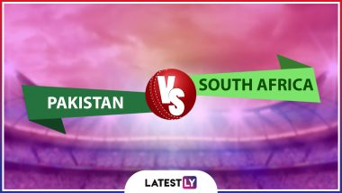 Live Cricket Streaming of Pakistan vs South Africa ODI Match on PTV Sports, Hotstar and Star Sports: Watch Free Telecast and Live Score of PAK vs SA ICC Cricket World Cup 2019 Clash on TV and Online