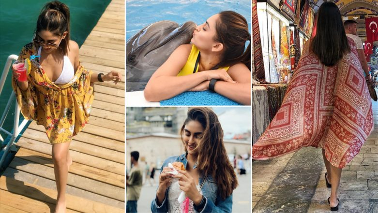Krystle D'Souza Embarks on a Solo Trip to Turkey; Her Vacay Pictures Will Drive Your Mid-Week Blues Away!
