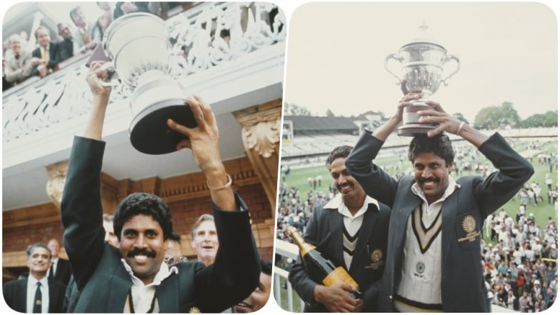 World Cup 1983 Throwback: When India Won CWC on June 25 And Kapil Dev's Men Lifted the Trophy After Beating Two-Time Champions West Indies (Watch Video Highlights)