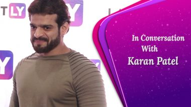Karan Patel Talks about His Rapport with Salman Khan and Shah Rukh Khan