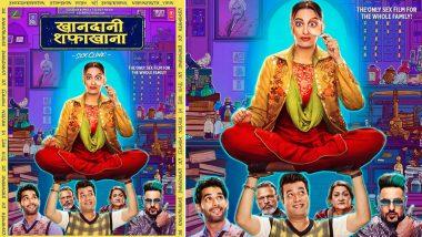 Khandaani Shafakhana: Sonakshi Sinha Starrer Gets Postponed, Shilpi Dasgupta Directorial to Release on This Date