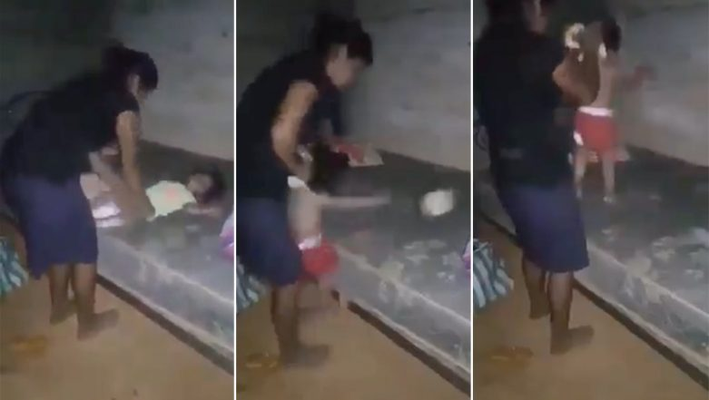 Malaysian Woman Violently Beats, Chokes Baby Girl in a Viral Video, Police Probe Underway (WARNING: Graphic Content)
