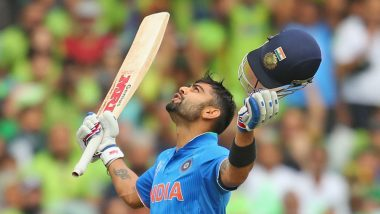 Virat Kohli Eyes Elite Milestone Ahead of India vs West Indies ICC Cricket World Cup 2019 Match, Just 37 Runs Away From Becoming Fastest Player To Get 20K International Runs