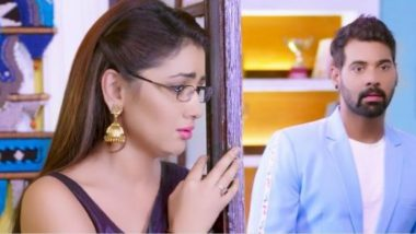 Kumkum Bhagya October 4, 2019 Written Update Full Episode: Pragya Comes to The Police Station to Bail Rishi, Abhi Thrashes Him For Misbehaving With Priyanka