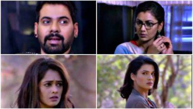 Kumkum Bhagya June 11, 2019 Written Update Full Episode: Abhi Finds Out About Rhea's Fake Video and Pragya Slaps Her