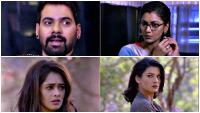 Kumkum Bhagya June 11, 2019 Written Update Full Episode: Abhi Finds Out About Rhea's Fake Video and Pragya Slaps Her