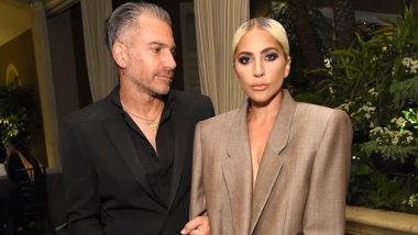 Lady Gaga Confirms Split With Ex-Fiance Christian Carino in Las Vegas