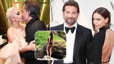 Lady Gaga's Ex Christian Carino 'Likes' Irina Shayk's Swimsuit Pic and You Can Read Between The Lines!