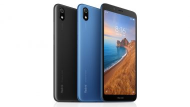 Xiaomi Redmi 7A India Launch Today; Watch LIVE Streaming & Online Telecast of Xiaomi's New Smartphone Event