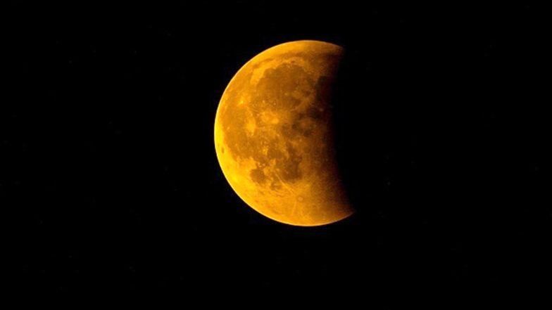 Partial lunar eclipse visible across Wales | Wales