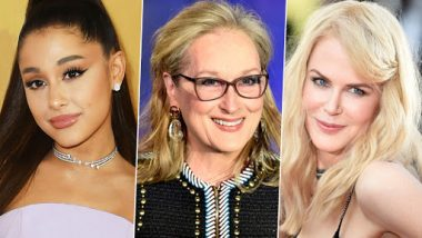 Ariana Grande, Meryl Streep and Nicole Kidman to Star in Ryan Murphy's Netflix Film Prom