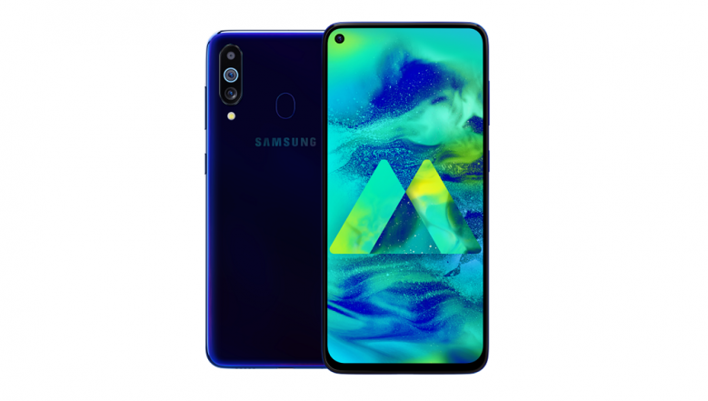 Samsung Galaxy M40 Smartphone With Infinity-O Super AMOLED Display Launched; Prices, Features & Specifications