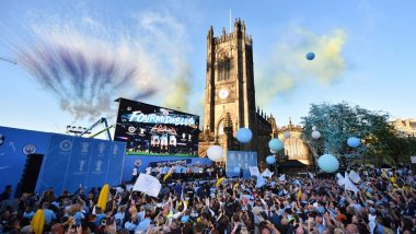 Manchester and Football: A 'City' United by Its Love for the Beautiful Game