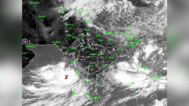 Cyclone Vayu Likely to Weaken Into a Deep Depression Before Reaching Gujarat Coast on June 17
