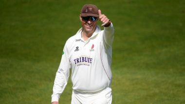 Marcus Trescothick Took the Field for the Last Time as a Substitute During Somerset vs Essex, 2019 County Championship (Watch Video)