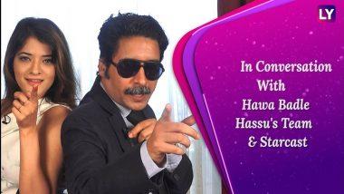 Hawa Badle Hassu: In Conversation with Sc-Fi Thriller's Lead Actor Chandan Roy Sanyal