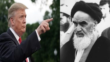 Donald Trump Sanctions Iran's Dead Leader Ayatollah Khomeini, Not The First Time He Messed Up Names