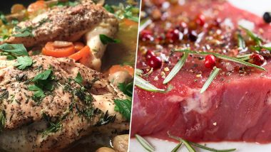 Consumption of Red Meat and White Meat Equally Affects The Cholesterol Levels, Finds Study