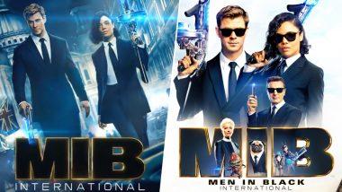 Men in Black: International Movie Review: A Boring Reboot!