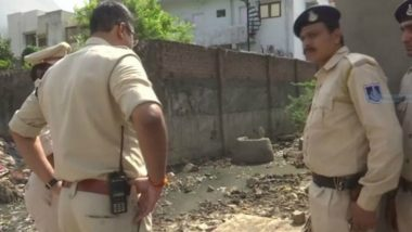 Uttar Pradesh: Retired Cop and His Wife Found Living with Daughter's Month-Old Decomposed Body in Mirzapur