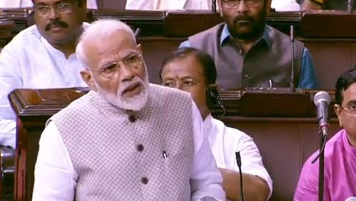 PM Narendra Modi on Jharkhand Lynching: 'It Has Pained Me But Wrong To Insult The State', Says Prime Minister During Reply to Motion of Thanks On President's Address in Rajya Sabha