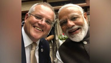 Scott Morrison, Australian PM, Tweets Selfie With Narendra Modi With Hindi Caption; Here's How Indian Prime Minister Responded
