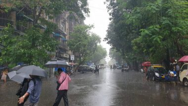 IMD Predicts Thunderstorm, Lightning and Heavy Rainfall in Madhya Maharashtra, Andhra Pradesh Today