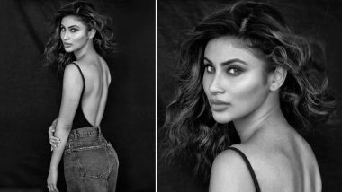 Mouni Roy Flaunts Her Sexy Back in This Latest Instagram Picture