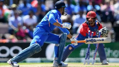 MS Dhoni Must Take Retirement, Twitterati Slam Wicket-Keeper Batsman for Slow Innings During IND vs AFG CWC 2019 Match