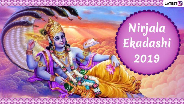 Nirjala Ekadashi 2019 Date, Significance And Shubh Muhurat: Know Vrat Katha And Puja Vidhi For Bhima Ekadashi