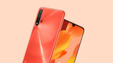 Huawei Nova 5, Nova 5i, Nova 5 Pro Smartphones & Kirin 810 SoC Officially Unveiled; Prices, Features & Specifications