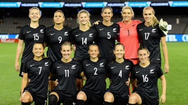 Cameroon vs New Zealand FIFA Women's World Cup 2019 Live Streaming: Get Telecast & Free Online Stream Details of Group E Football Match in India