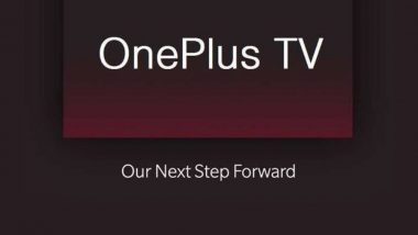 BBK Group Aims To Dethrone Xiaomi With Upcoming OnePlus TV: Report