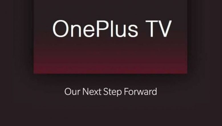 OnePlus TV Reportedly Under Works; Likely To Be Launched in India Soon