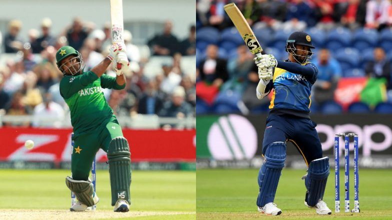 Pakistan vs Sri Lanka Betting Odds: Free Bet Odds, Predictions and Favourites During PAK vs SL in ICC Cricket World Cup 2019 Match 11