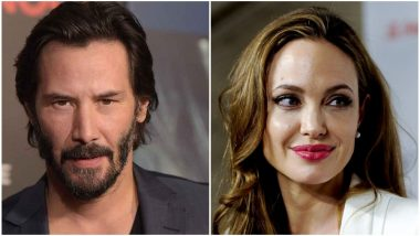 Angelina Jolie Dating Internet's Favourite, Keanu Reeves? Here's What his Representative Has to Say