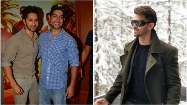 Varun Dhawan Replaces Hrithik Roshan in his Brother, Rohit Dhawan's Next?