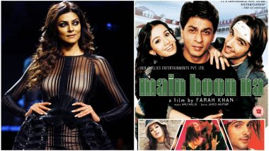 Sushmita Sen Wants to Do 'Main Hoon Na Returns' With Shah Rukh Khan and We Hope Farah Khan Is Listening