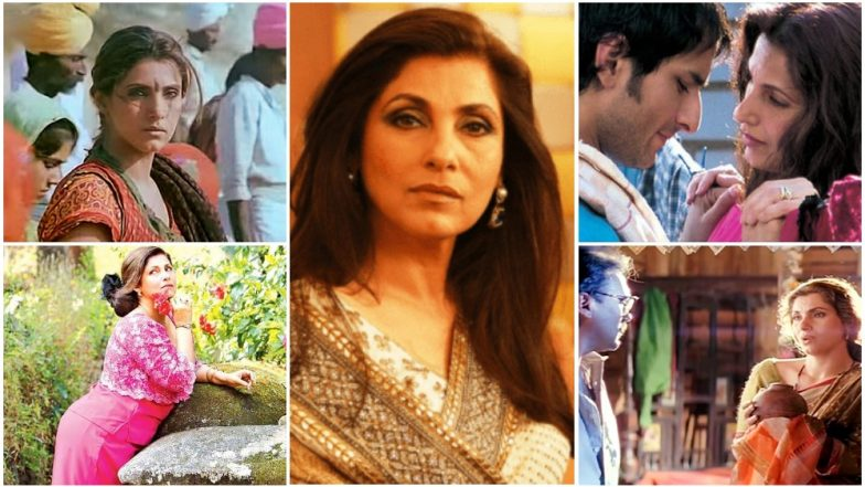 Dimple Kapadia Birthday Special: 7 Brilliant Performances of the Evergreen Diva That Deserve All the Accolades!