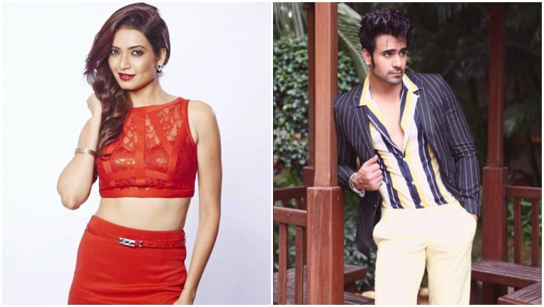 Rumoured Couple Karishma Tanna and Pearl V Puri Exit Baba Siddiqui's Iftar Party Together?