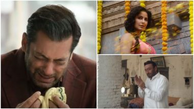 Bharat: 5 Best Scenes in Salman Khan and Katrina Kaif's Film That Strike the Right Chord With the Viewers (SPOILER ALERT)