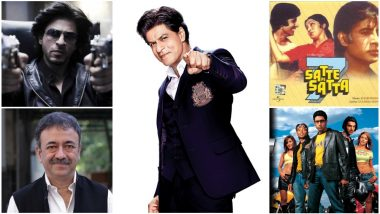 From Don 3 to a Rajkumar Hirani Film, Every Project Shah Rukh Khan Is Rumoured to Star In!