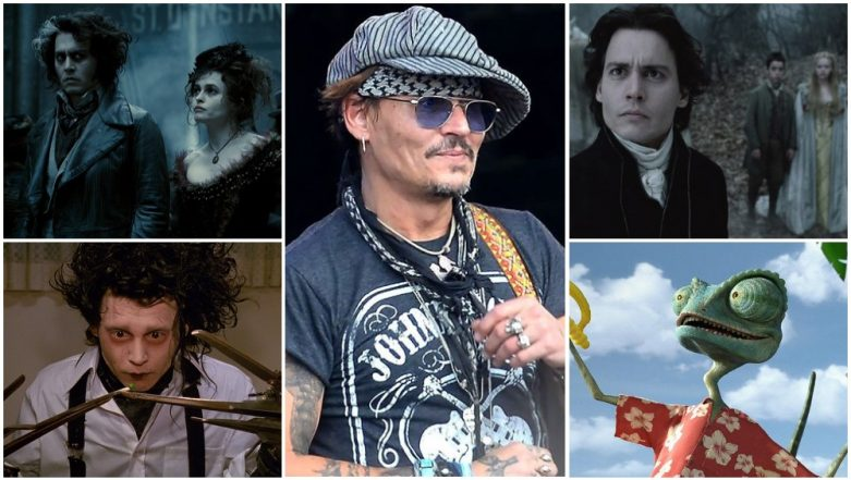 Johnny Depp Birthday Special: 7 Movies of the Hollywood Star to Watch If You Are Tired of the Pirates of the Caribbean Saga