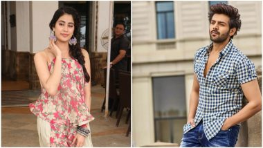 Kartik Aaryan and Janhvi Kapoor to Come Together for Dostana 2?