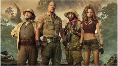 Dwayne Johnson's Jumanji 3 Gets a New Title in Jumanji: The Next Level?